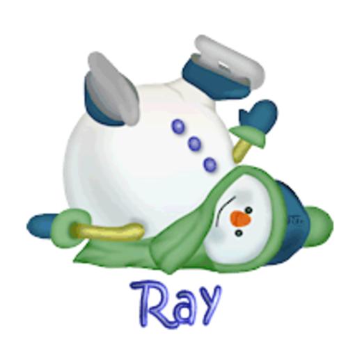 Ray - CuteSnowman1318
