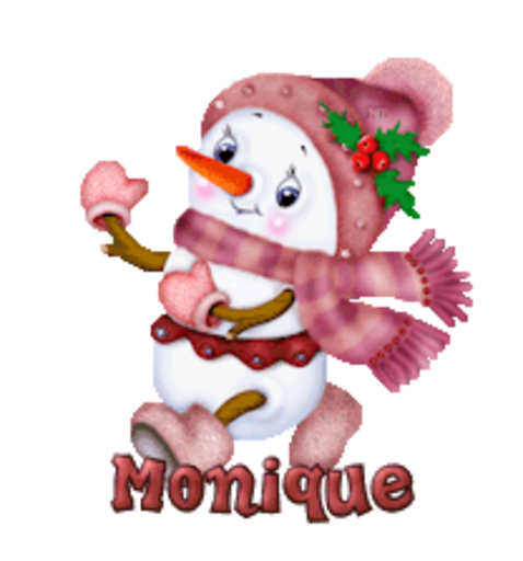 Monique - CuteSnowman