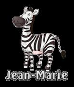 Jean-Marie - DancingZebra