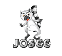 Josee - RaccoonStepOnName