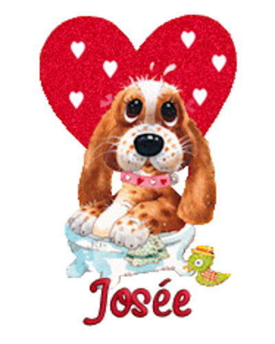 Josee - ValentinePup2016