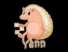 Yann - CutePorcupine
