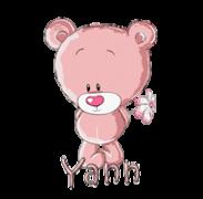 Yann - ShyTeddy