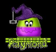 Raymond - CandyCornWitch