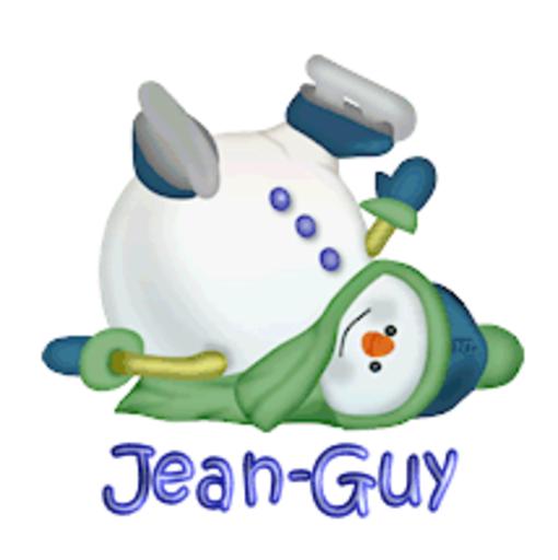 Jean-Guy - CuteSnowman1318