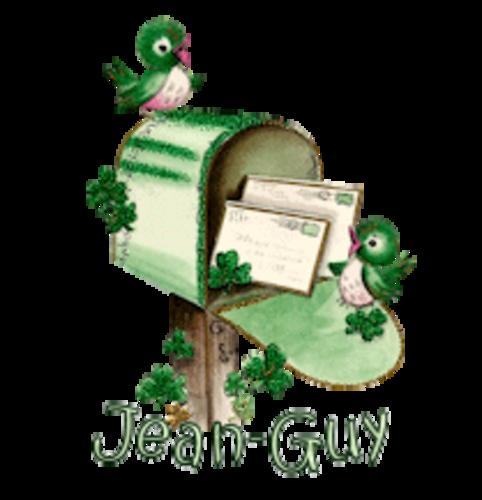 Jean-Guy - StPatrickMailbox16