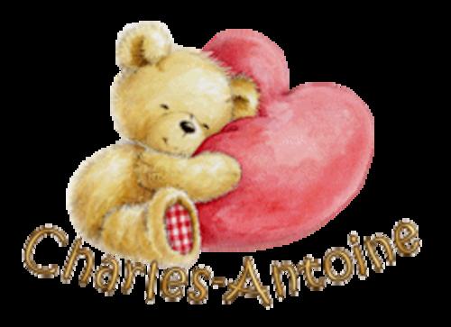 Charles-Antoine - ValentineBear2016