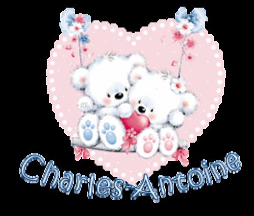 Charles-Antoine - ValentineBearsCouple