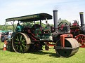 """Aveling & Porter.Works number 4307. 1899. """"Coquet Lass""""."""