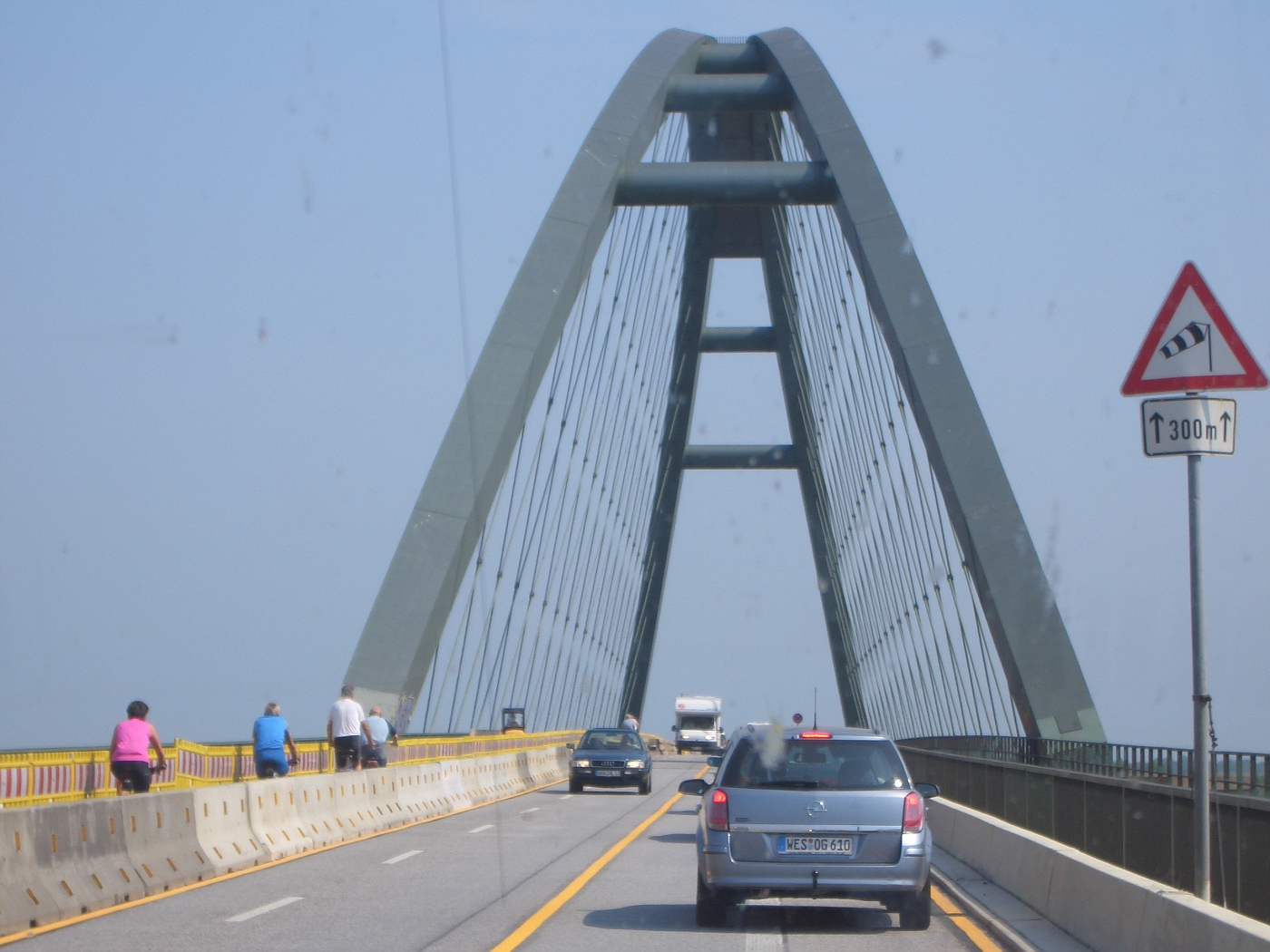 Fehrmansund-Brücke