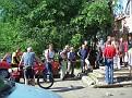 Am Sportheim in Vologda