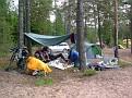 Kontrolle bei Vidlitsa am Ladogasee
