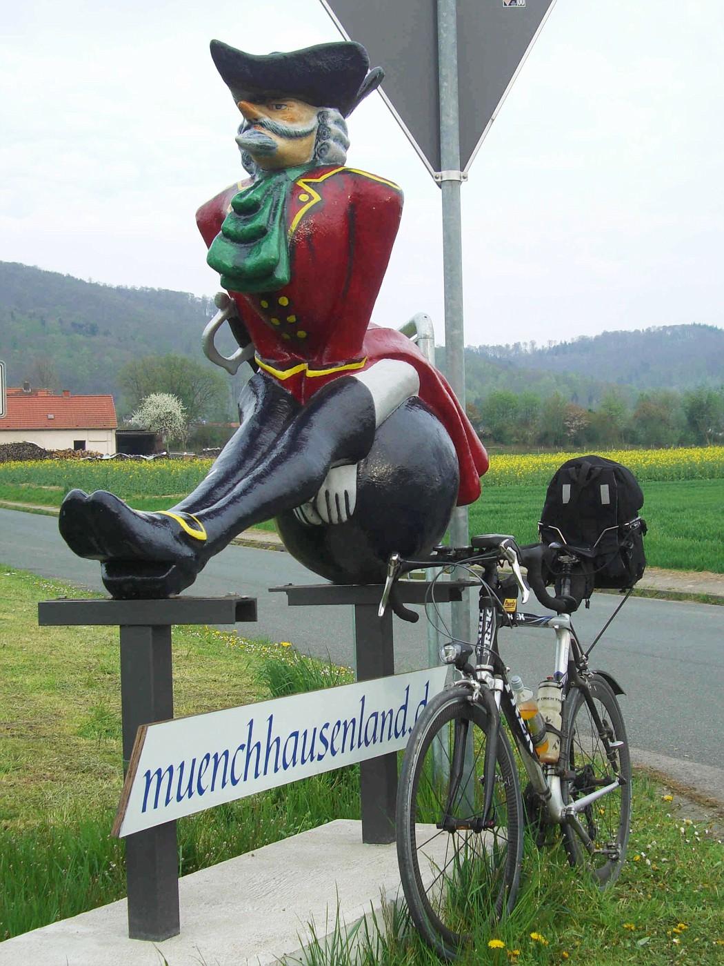 Münchhausen in Bodenwerder