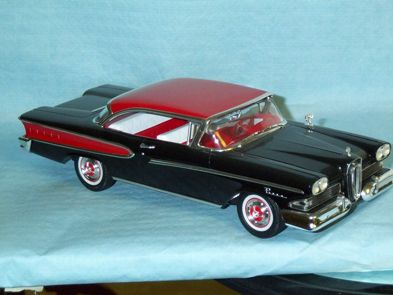 Photo 58 Edsel Pacer Pre Painted Amt Kit With Trim