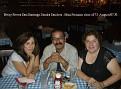 Betsy Rivera Sam Santiago Sandra Sanchez - Mini Reunion class of 73 :August/07-Fl.
