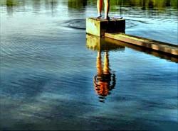 Preparing To Dive..........