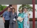 Josh Shideler, Wynette Jameson, Penny Melchin (Ray's grandmother) and Deborah Hutchinson.