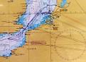 Route Map - Norwegian Gem