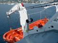 Premier Deck lifeboat - Oceanic