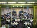 Dining Room from Foyer - Saga Rose