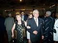 Mr & Mrs Alix Sansaricq, Mr Ralph Sansaricq with daughter Lauren Sansaricq