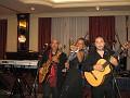 Strings animant la soirée du 30 Novembre à l'Hôtel Intercontinental de Madrid