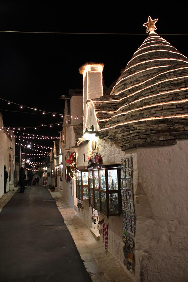 Рождественский Альберобелло