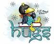 ASDtags CuteCrow hugsvi-vi
