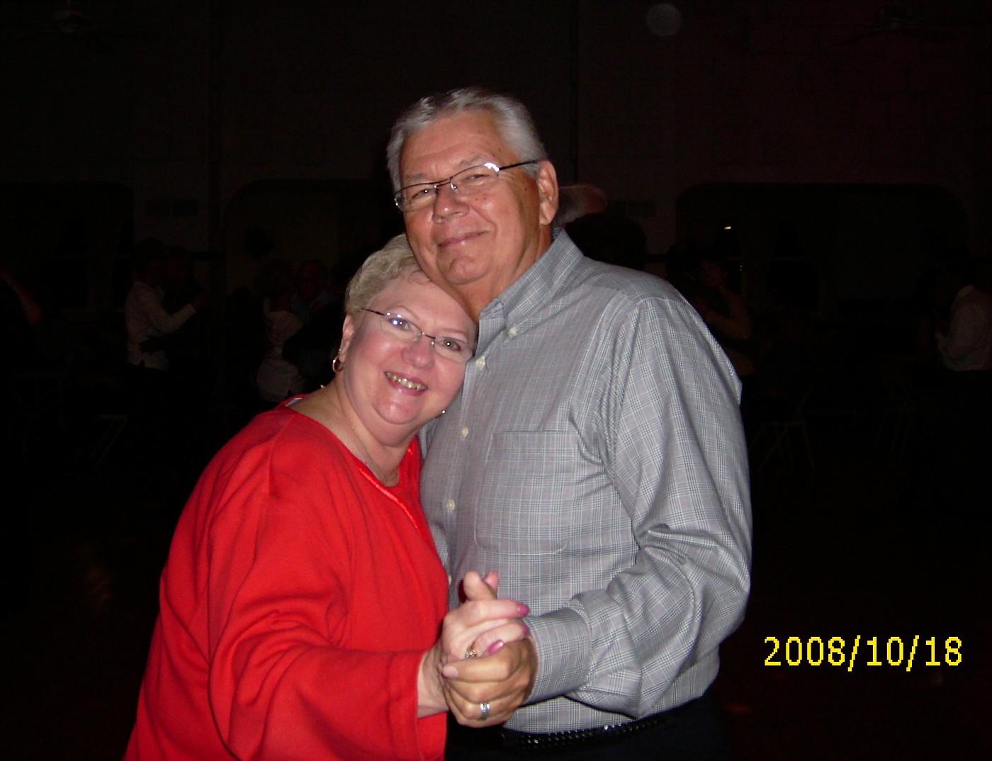 Anita and Fred Varney