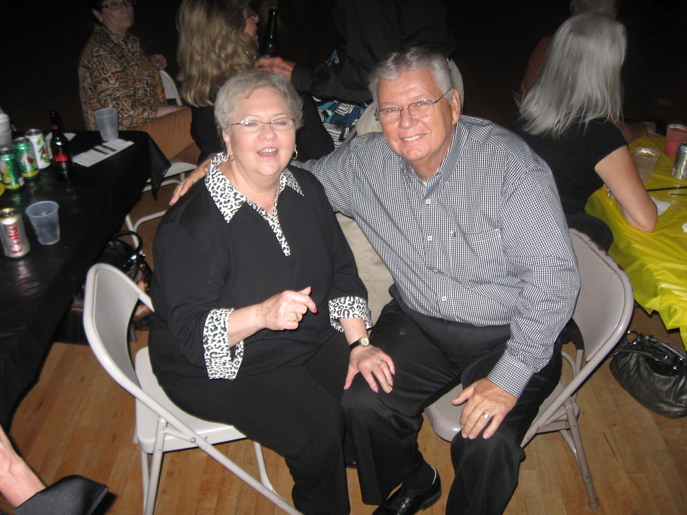 Anita & Fred Varney