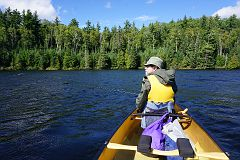 Fishing on Alder Lake again