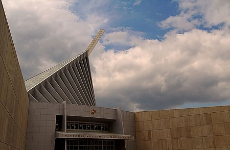 800px-Marine Corp Museum Exterior View