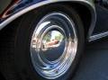 66 Ranchero hubcap