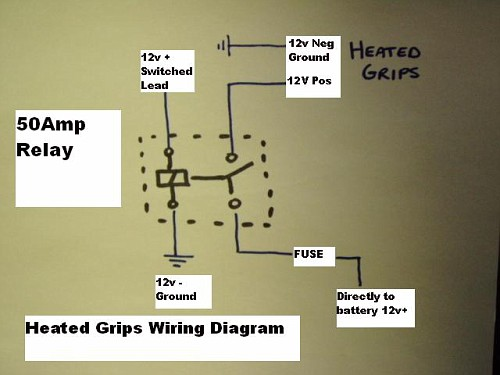 Motorcycle Heated Grips Wiring Diagram 1999 Mazda Wiring Diagram Air Bag Carferra Genericocialis It