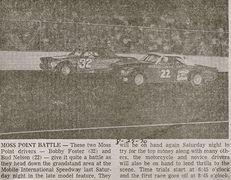 Bobby Foster & Bud Nelson 8-29-70