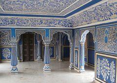Jairpur city palace interior2