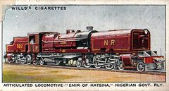 1936 Wills Railway Engines #32 (1)