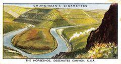 1937 Churchman Wonderful Railway Travel #43 (1)