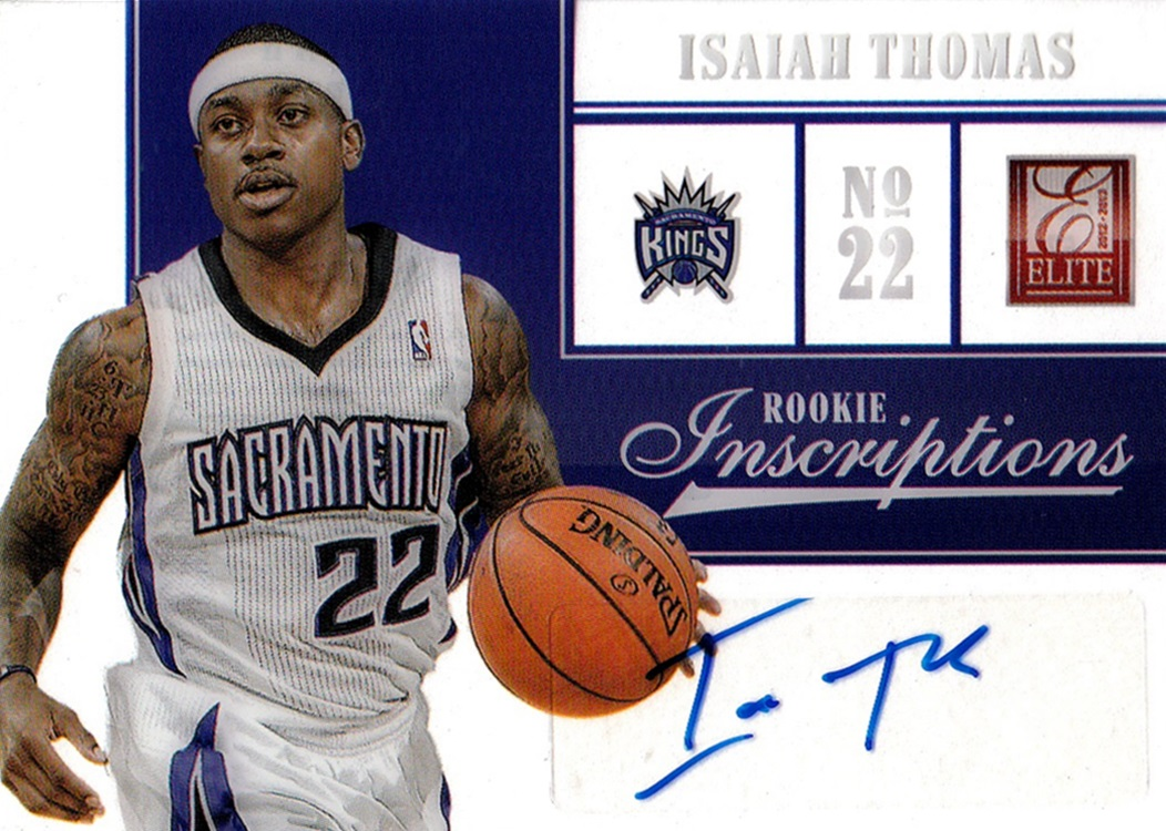 2012-13 Elite Rookie Inscriptions #057 (1)