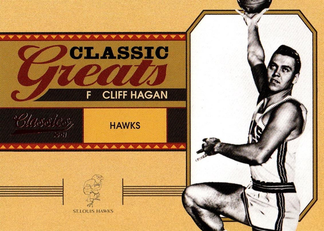 2010-11 Classics Classic Greats #25 (1)