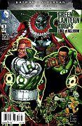 Green Lantern Corps Edge of Oblivion #3