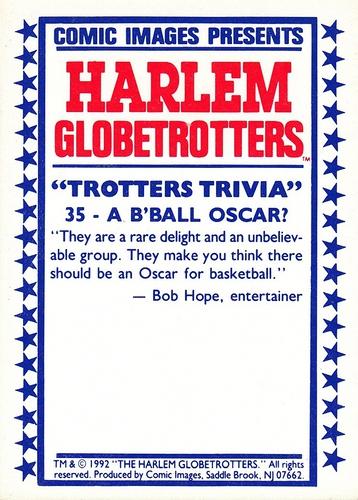 1992 Harlem Globetrotters #35 (2)
