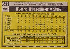 1990 Topps #647 (2)