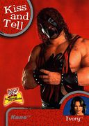 2001 WWF Ultimate Diva Collection Kiss & Tell #12KT (1)