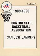 1989-90 ProCards CBA #193 (1)