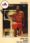 1989-90 ProCards CBA #202 (1)