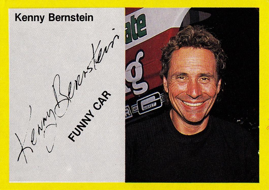 Drag Racing Champions 1989 Kenny Bernstein (1)