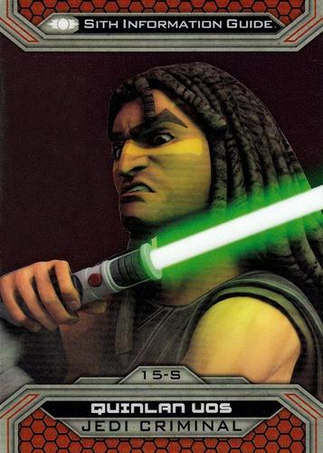 Chrome Perspectives Jedi vs  Sith #15S (1)
