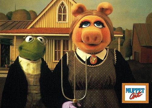 1993 Cardz Muppets #49 (1)