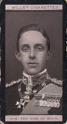 1908 Wills European Royalty #047 (1)